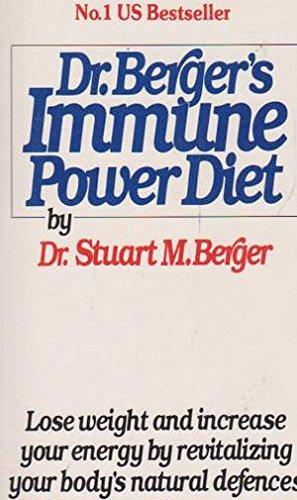 9780867534122: Dr Berger's Immune Power Diet