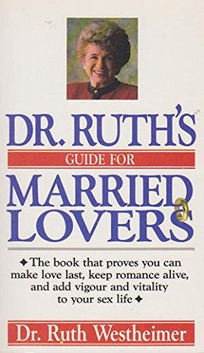 9780867534160: Dr Ruth's Guide for Married Lovers