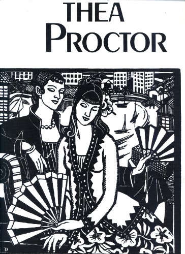 9780867540109: Thea Proctor: The Prints