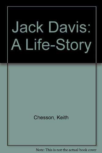 9780867700756: Jack Davis: A Life-Story
