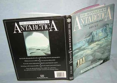 9780867770056: The Greenpeace Book of Antarctica: A New View of the Seventh Continent