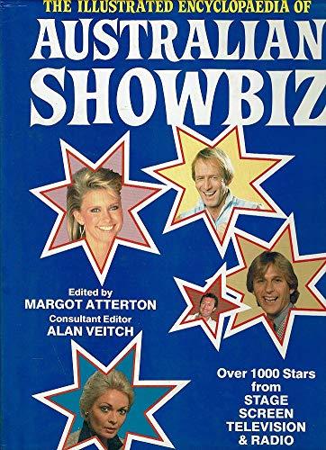 9780867770575: The Illustrated Encyclopaedia of Australian Showbiz