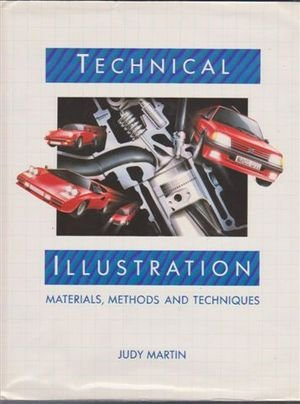9780867771350: Technical illustration: materials, methods and techniques