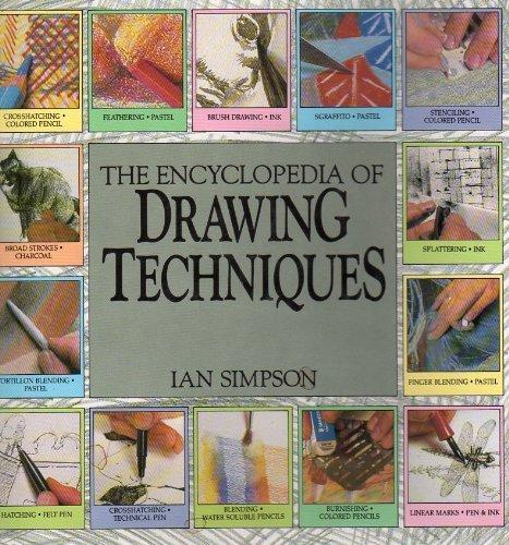 9780867773637: The Encyclopedia of Drawing Techniques (A Quarto book)