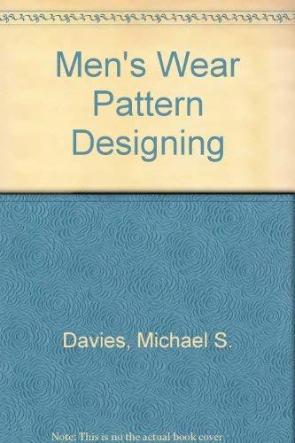 9780867870596: Men's Wear Pattern Designing