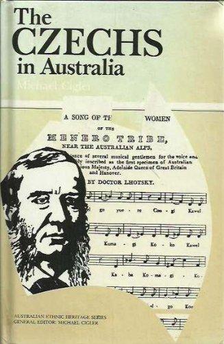 9780867872019: The Czechs in Australia