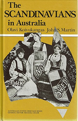 9780867872095: The Scandinavians in Australia (Australian ethnic heritage series)
