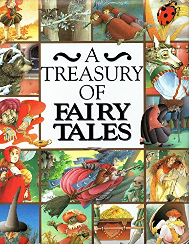 9780867888317: A TREASURY OF FAIRY TALES