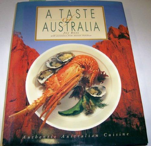 9780867888652: A Taste of Australia: Authentic Australian Cuisine