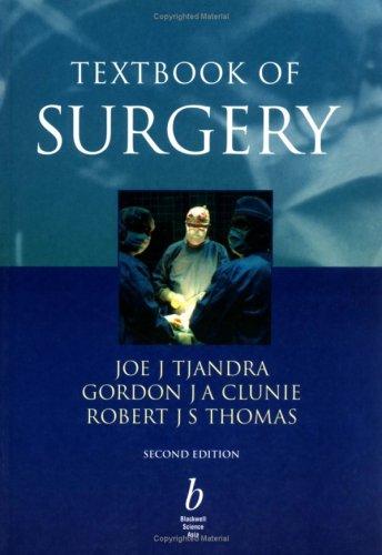 9780867930238: Textbook of Surgery