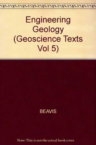 9780867932003: Engineering Geology (Geoscience Texts Vol 5)