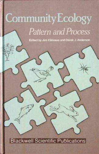 9780867932645: Community Ecology: Pattern and Process
