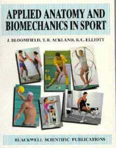 9780867933055: Applied Anatomy & Biomechanics in Sport