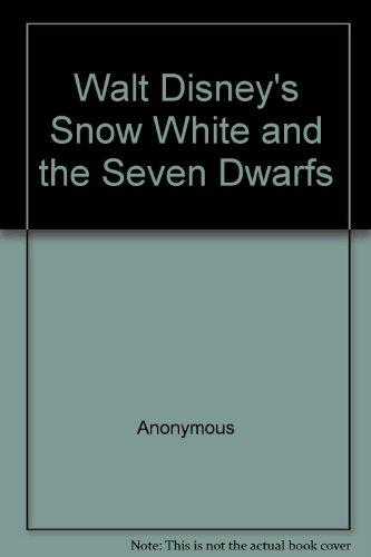 9780868017112: Walt Disney's Snow White and the Seven Dwarfs