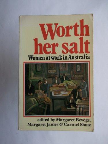 9780868060033: Worth Her Salt