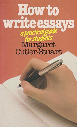 9780868061900: How to Write Essays: A Practical Guide for Students