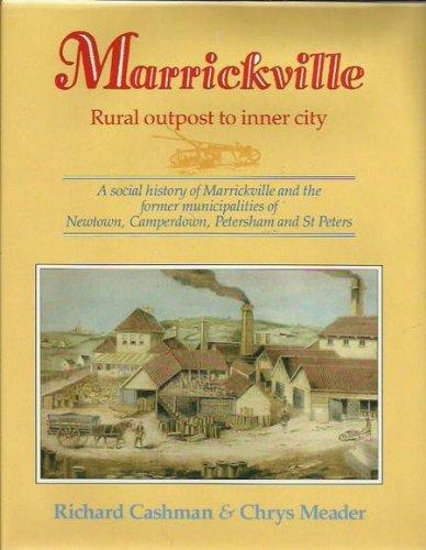 9780868064055: Marrickville: Rural outpost to inner city