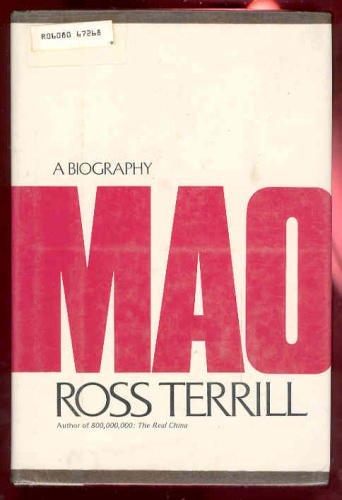 9780868065755: Mao: a Biography