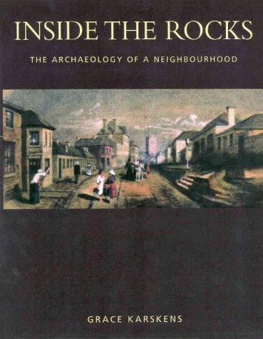 9780868066660: Inside The Rocks: The Archaeology of a Neighbourhood
