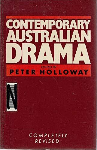 9780868191089: Contemporary Australian Drama