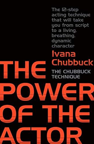9780868197791 The Power Of The Actor Abebooks Ivana Chubbuck