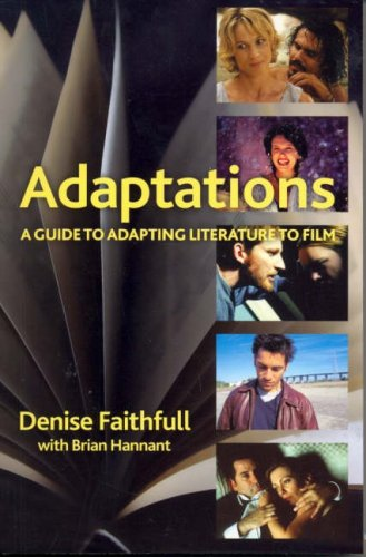 9780868197920: Adaptations: A Guide to Adapting Literature to Film