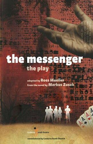 9780868198477: Messenger: The Play, Adapted from the Novel