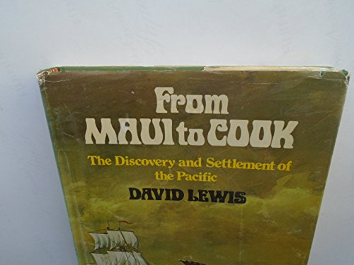 9780868240022: From Maui to Cook: The discovery and settlement of the Pacific