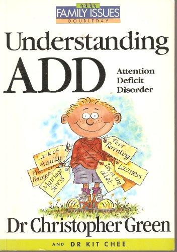 9780868245874: Understanding ADD: Attention Deficit Disorder