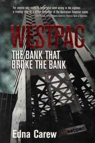 9780868246642: Westpac: The Bank that Broke the Bank