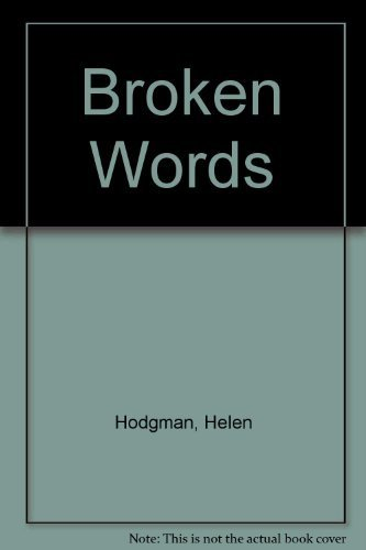 9780868246802: Broken Words