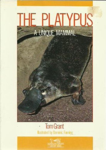 9780868402437: The Platypus (Australian Natural History Series)