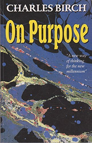9780868403717: On Purpose