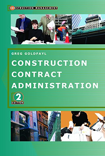 9780868405179: Construction Contract Administration (Construction Management)