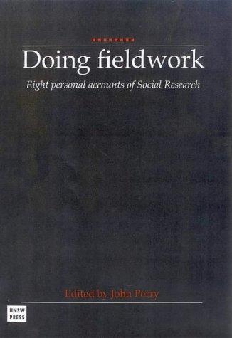 9780868405339: Doing Fieldwork