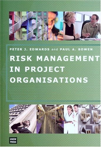 9780868405742: Risk Management In Project Organisations