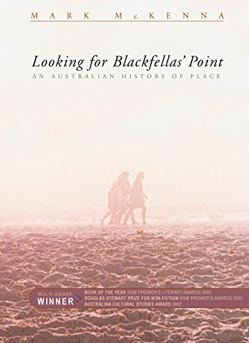 Looking for Blackfella's Point: Mark McKenna