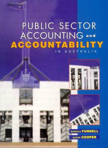 9780868407685: Public Sector Accounting and Accountability in Australia