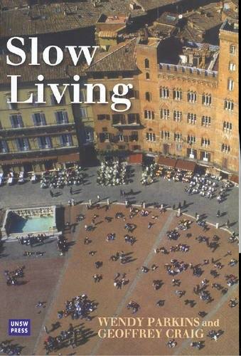 9780868409870: Slow Living