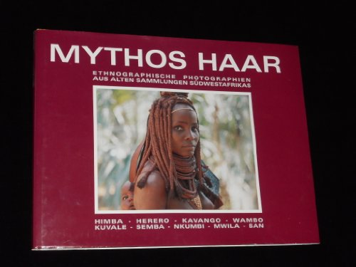 9780868480992: Hair-Styles, Head-Dresses and Ornaments in Namibia and Southern Angola (Afrikaans, English and German Edition)