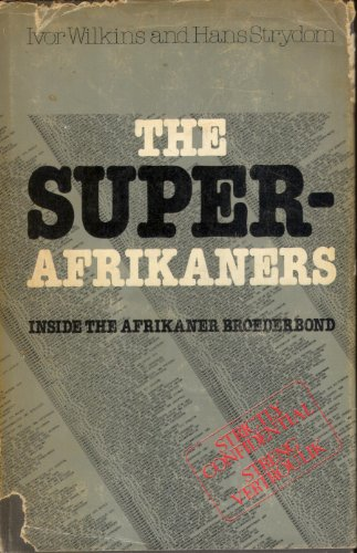 9780868500089: The Super Afrikaners