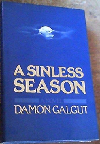 9780868500515: A sinless season