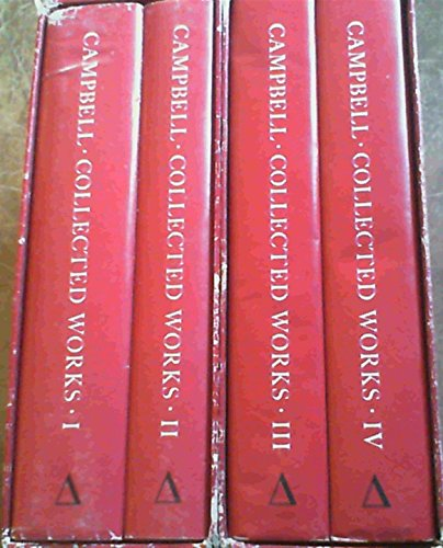 Collected Works (Four Vols.): Campbell, Roy