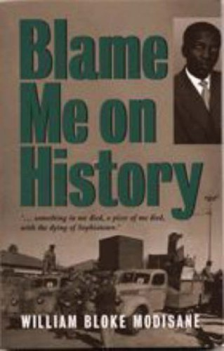 9780868520988: Blame Me on History (Paper books)