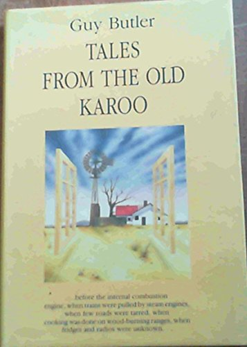 9780868521671: Tales from the Old Karoo
