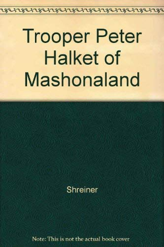 9780868521862: Trooper Peter Halket of Mashonaland (Paper books)