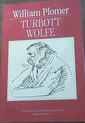 9780868521930: Turbott Wolfe