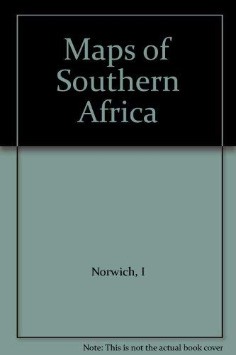 Maps Of Southern Africa