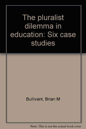 9780868612669: The pluralist dilemma in education: Six case studies