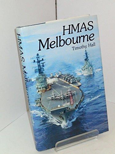 HMAS MELBOURNE.: HALL, Timothy.